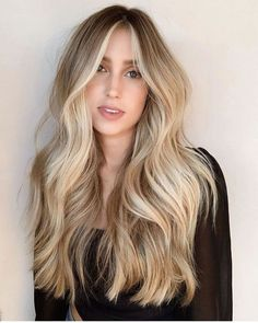 Brown Hair With Highlights, Hair Color Highlights, Hair Color Balayage, Light Blonde Balayage, Brunette Highlights, Honey Brown Hair, Light Brown Hair, Honey Blonde Hair, Warm Blonde Hair