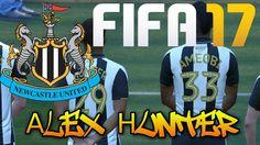 [# 18] Zagrajmy w : FIFA 17 - Alex Hunter -  Bristol City vs Newcastle