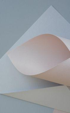 Metallics gebürstet - DIN A4 Blätter 120 g/m² in den Farben Nude und Antimon