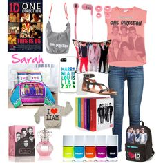 """""""Sarah"""" by evitry on Polyvore"""