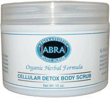 Abra Therapeutics Cellular Detox Body Scrub, Grapefruit & Juniper, 10 oz g) 100 Pure Essential Oils, Body Detox, Body Treatments, Vaseline, Health And Beauty, Bath And Body, Herbalism, Skin Care, Pure Products