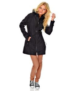 Ilse Jacobsen regnfrakke til når regnen kommer :)