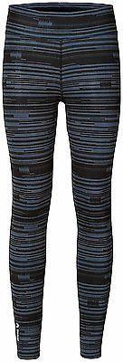 46 (EU), Black - Black/Silex, Erima Concept Women's Leggings Green