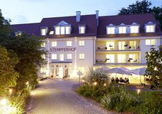 Ringhotel Stempferhof in Gößweinstein http://www.ringhotels.de/hotels/stempferhof