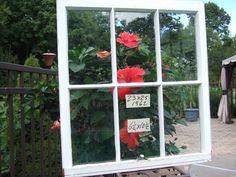 I ordered mine!!! Vintage Window sash old 6 pane 23 x 25 from by vintagewindowpanes, $29.99