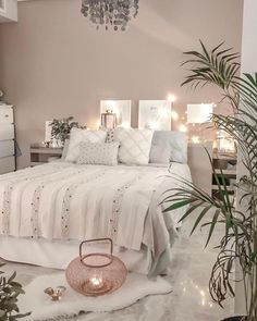 Süße Träume Schlafzimmer Inspiration Source by The post Room Ideas Bedroom, Girl Bedroom Designs, Bedroom Colors, Dream Bedroom, Home Decor Bedroom, Girls Room Design, Bedroom Table, Bedroom Photos, Bedroom Curtains