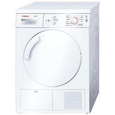 Buy Bosch Classixx WTE84106GB Sensor Condenser Tumble Dryer, 7kg Load, B Energy Rating, White Online at johnlewis.com