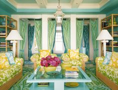 contemporary living room by Anthony Baratta LLC