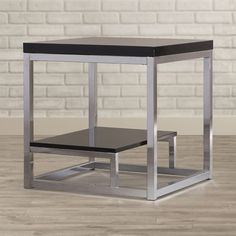 Found it at AllModern - Caryville End Table