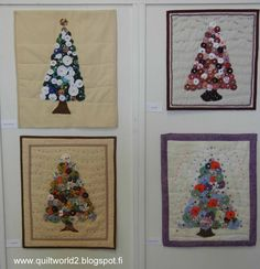 Here are some photos from the Quilt Exhibition 2015. Students of Ulla's Quilt World. Welcome to visit my quilt blog: Ulla's Quilt World