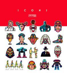 Icons by Van Orton - http://www.designideas.pics/icons-by-van-orton/