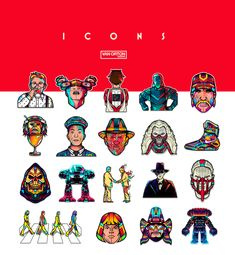Icons by Van Orton - http://www.designideas.pics/icons-by-van-orton/