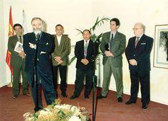 Expo Casa de Galicia Madrid. 1996.