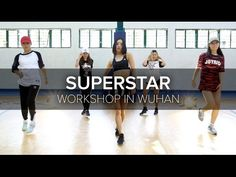 Superstar / May J Lee Choreography / 2016 China Tour: Wuhan - YouTube