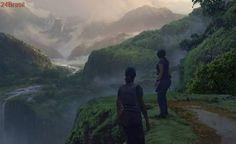 'Uncharted: The Lost Legacy' terá um Nathan Drake 'tiozão'