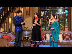 Juhi Chawla gives Kapil tips on romance | Kapil Sharma Video Website