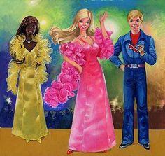 Barbie SuperStar 1976 ken christie