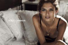 Сад Эпикура: Bianca Balti for Dolce & Gabbana Jewelry 2012