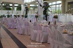Pink & Lace Romantic Theme Greek Wedding Decor By Floraplant. Romantic Themes, Wedding Decorations, Table Decorations, Greek Wedding, Pink Lace, Events, Holidays, Holiday Decor, Home Decor