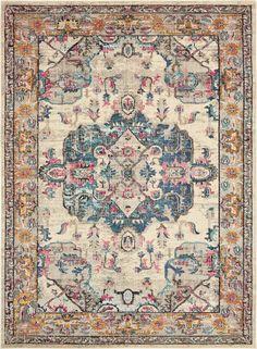 Bridgeport Home Sana Beige x Area Rug - Beige Up House, Textiles, Buy Rugs, Cool Rugs, Rugs Online, Power Loom, Rugs In Living Room, Living Spaces, Carpet Runner