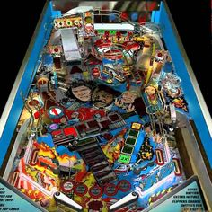 Flipper Pinball, Pinball Wizard, Lethal Weapon, Fun Time, Wizards, Arcade Games, Game Room, Movies, Films