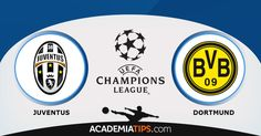 Juventus vs Borussia Dortmund: O Borussia Dortmund aposta tudo nesta competição enquanto a Juventus é líder e luta pela conquista da Serie A italiana. http://academiadetips.com/equipa/juventus-vs-borussia-dortmund-champions-league/