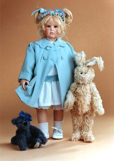 Hildegard Gunzel Philine doll for 2001