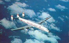 TWA l1649 Starliner