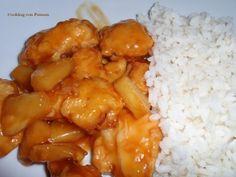 Recetas de Cocina de Julia: Receta De Pollo Con Piña