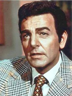 MIKE CONNORS: Actor