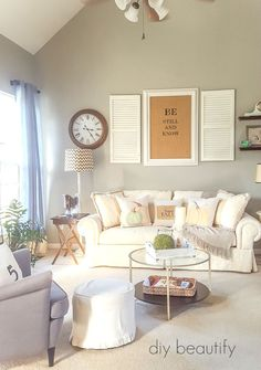 Stress-free Simple Fall Decorating