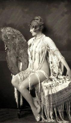 #Ziegfeld Girl