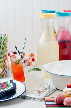 Lemonade 101. Everything you need to know to make a perfect pitcher.  |  Design Mom