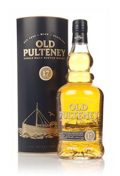 Old Pulteney 17 Year Old - Master of Malt