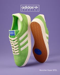 cheaper cb463 e4b51 adidas SPEZIAL FW18 Celebrates 30 Years of Acid House