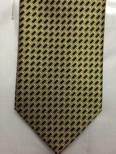 Brioni legendary Italian sartorial luxury Tie, 3.2 inch modern model NWT$230 #Brioni #NeckTie