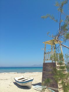Kos, Tigaki beach, Greece. Picture made by Ydvdl.