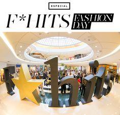 Quem me acompanha pelo Instagram, pôde conferir que esta semana estive em Curitiba para uma ação muito especial: O F*Hits Fashion Day!