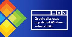 Google discloses Critical Windows Zero-Day that makes all Windows Users Vulnerable Google has once again publicly disclosed a zero-day vulnerability in current versions of Windows operating system before Microsoft has a patch ready. Yes the critical zero-day is unpatched and is being used by attackers in the wild. Google made the public disclosure of the vulnerability just 10 days after privately reporting the issue to Microsoft giving the chocolate factory little time to patch issues ...