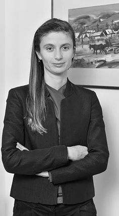 Ioana Trana - Romanian Lawyer #lawyers