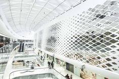 Hanjie Wanda Square / UNStudio