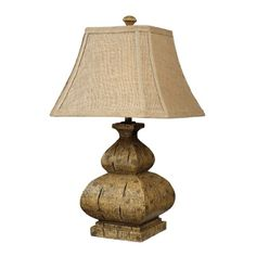 We have for sale a New open box Dimond Lighting Brevard Table Lamp in a Vineyard Finish. Brevard distressed large wood urn style lamp in a vineyard finish with a Taupe Burlap shade. This Table Lamp Features. Buffet Table Lamps, Table Lamps For Bedroom, Table Lamp Wood, Bedside Table Lamps, Tiffany Style Table Lamps, Lamps For Sale, Cool Floor Lamps, Living Room Modern, Light Table