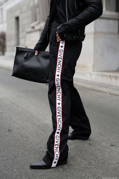 Givenchy Track Pants I More on viennawedekind.com