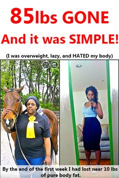 Health Matters: How I Lost Fat Fast In 3 Weeks With This Weight Loss Diet