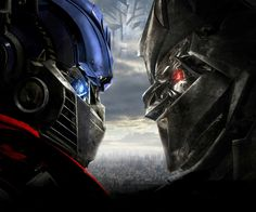 Transformers-Optimus and Megatron