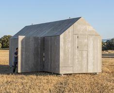¿En tu patio o en mi jardín? – Donde tú quieras. Echa un vistazo a la casa transportable de Ábaton. | diariodesign.com