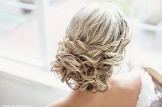 Romantic Wedding Hair Ideas
