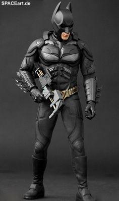 Batman - The Dark Knight: Batman Deluxe Figur, Fertig-Modell, http://spaceart.de/produkte/bm001.php