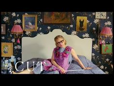 Actress Amy Sedaris Gives a Tour of Her Wonderfully Quirky Greenwich Village NYC Apartment Actress Amy Sedaris welcomed the cameras of the New York Magazine series The Cut into her… New York City Apartment, Apartment Interior, Apartment Living, Apartment Ideas, Living Room, Greenwich Village, Amy Sedaris, Country Home Exteriors, Quirky Home Decor