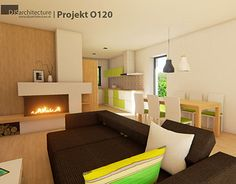 """Check out new work """"Bungalow O120"""" created in Unreal Engine. You can walk freely around like in any computer game. More info on http://www.djsarchitecture.sk/o120-3d-tour"""
